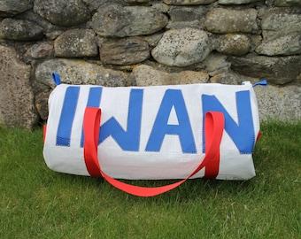Sailcloth Duffle Bag