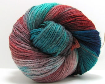 Fannie's Fingering in Painted Desert by Farmhouse Yarns