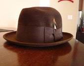 Vintage Fedora Hat from the 1900's