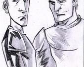 Pyp and Grenn