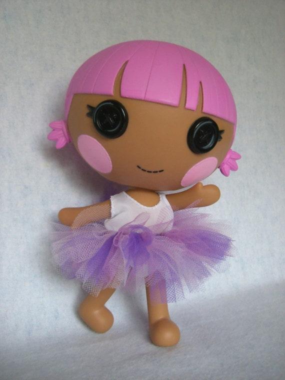 """Lalaloopsy Littles -Tutu -""""Violet"""""""