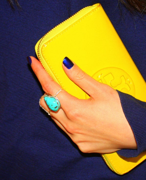 Gorgeous Turquoise Ring