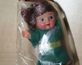 Non Inflammable Vinyl Doll, Japan