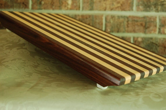 The Baby Beast Cutting Board - Medium with Walnut and Maple