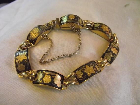 Reserved vintage 60s bracelet