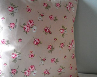 Floral Vintage Rose Cushion / Pillow cover