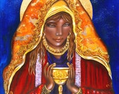 """Mary Magdalene """"The Woman Who Knew All"""""""