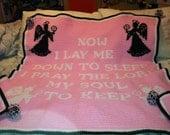 Bedtime Prayer Blanket