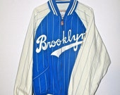 Vintage Brooklyn Dodgers 1955 Baseball Jacket