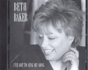 Beth Baker Artist Singer We Can Be Kind Music Jazz Pop Broadway David Friedman -- Free Shipping Included