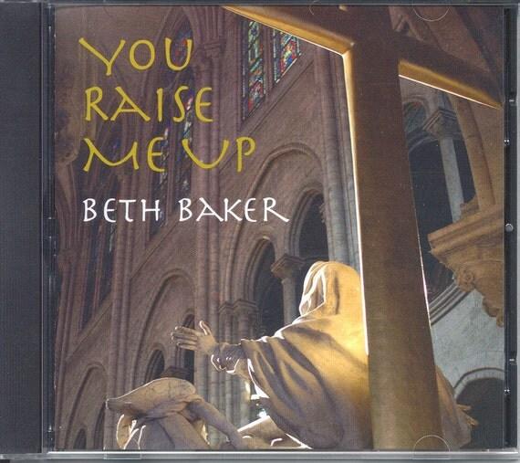 Beth Baker Gospel Singer Artist Pop Jazz Black Gospel You Raise Me Up Music Cd -- Free Shipping Included