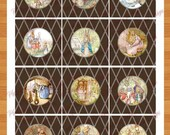 Peter Rabbit Cupcake Toppers For All Occasions