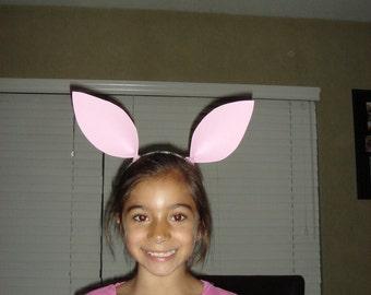 Olivia the Pig Ears headband