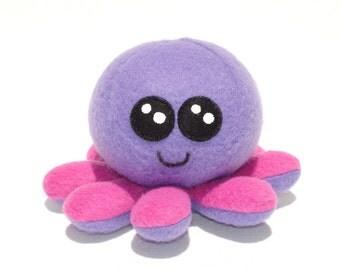 Custom plush octopus toy