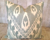 "SEASIDE: 24"" x 24"" Euro Pillow Cover"