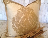 """CASUAL ELEGANCE:  24"""" x 24"""" Euro Pillow Cover"""
