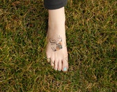 Kite Temporary Tattoo for Charity