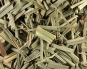 1 oz Lemongrass Bulk Dried Lemon Grass Loose Herb - For Herbal Teas, Soap and Bath Products