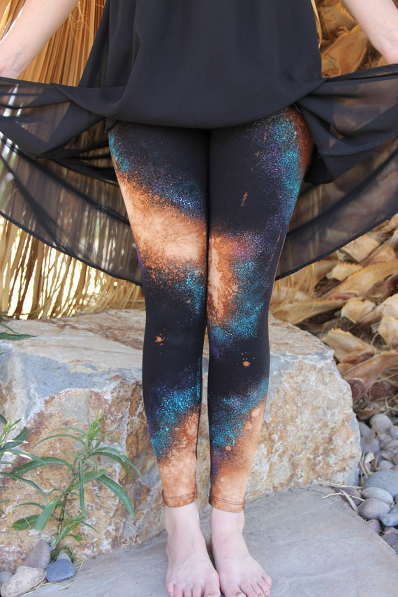 Galaxy Leggings MEDIUM