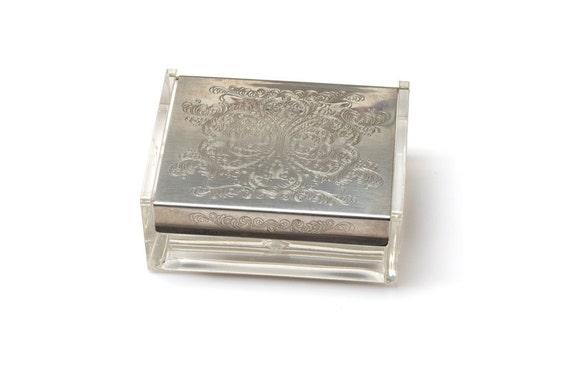 Art Nouveau Style Cigarette box WMF