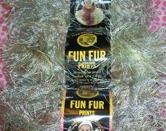Sandstone Fun Fur, Tan Fun Fur