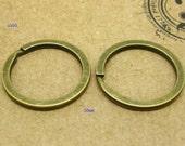 6pcs  30mm pendant charms sx03  Keychain  antiqued bronze vintage charm  jewelry pendants accessories