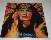 1986 King Diamond Final Portrait 33 Rpm Vinyl LP Record Album MInt