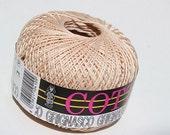 Oyster - Grignasco Cotton-5 - 100% Mercerized Cotton - 185m/50gr