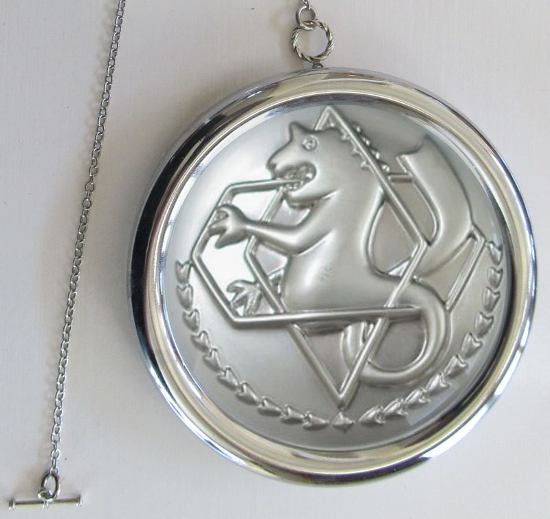 how to fix a fullmetal alchemist pocket watch