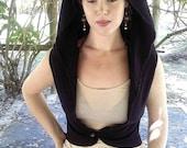 Boho Gypsy Hood vest.