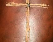 Barbwire Cross