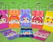 8 Lalaloopsy party bags