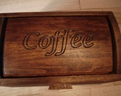 Oiled Dome Top Coffee Box