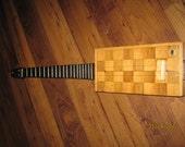 3 string Chessbox Electric Guitar