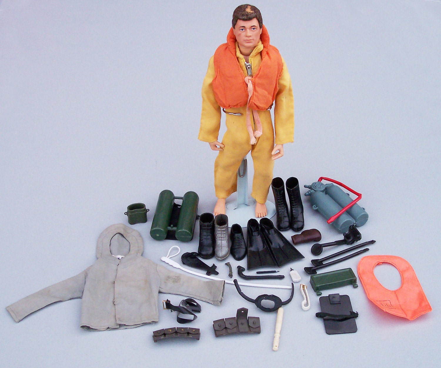 Vintage Gi Joe Doll 16