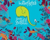 Great and Small, by Butterflyfish (Bluegrass Family Band)