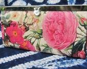 Wallet Decoupage :Flowers Style