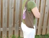 Recycled T-shirt Bag