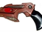 Star trek DS9 Bajoran Kira's Derringer phaser prop