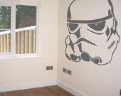 Giant Star Wars Stormtrooper wall sticker