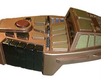 Star Trek Bajoran Tricorder Prop Deep Space Nine 9 DS9