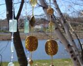 Amber Nugget Treasure Necklace (Item N1)