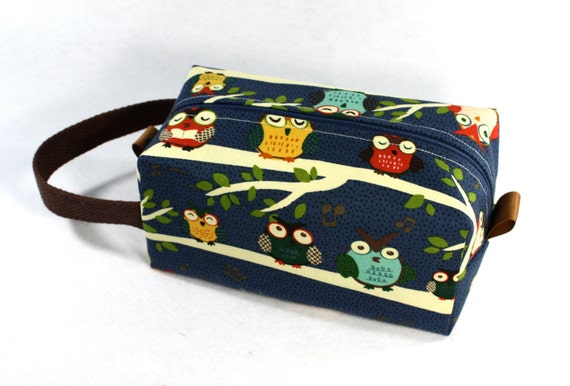 Minerva's Cute Owl Friends Practical Bag
