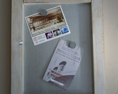Recycled Magnet Board - Rustic Magnet Board - Chic Country