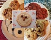 Vegan Cookie Sampler - 2 Dozen Assorted