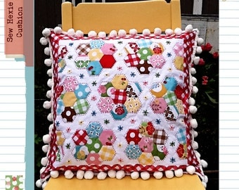 Sew Hexie Cushion