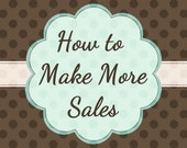Etsy Top Seller Kit How To Make More Sales on Etsy Learn How to Increase Your Sales GUARANTEED