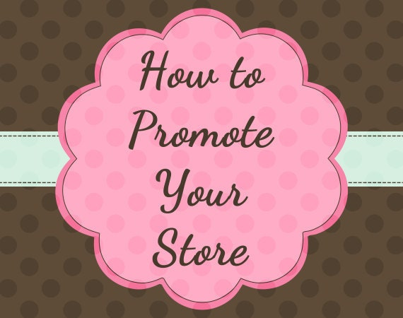 Etsy Top Seller Tips How to Promote Your Store Social Media Kit