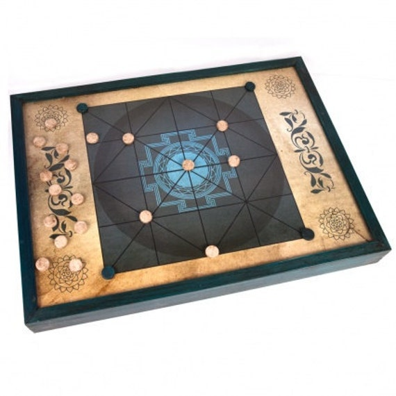 Bagh Chal Board Game