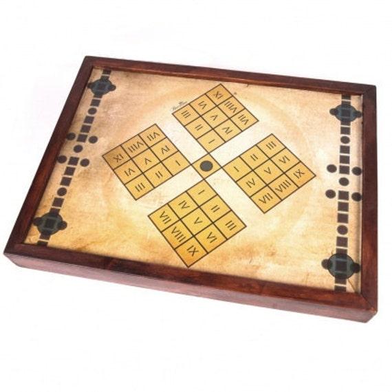 Game ◅ ▻ Tesserae